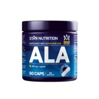 ALA, 90 caps, Star Nutrition