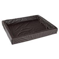 Hygieeninen koiranpeti, mokanruskea - P 120 x L 100 cm