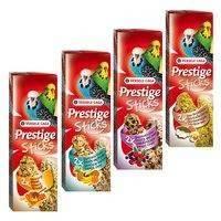 Mixed Pack Versele Laga Prestige Sticks undulaateille - 4 x 2 kpl (240 g)