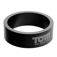 Tom Of Finland - Aluminun Cock Ring, 50mm