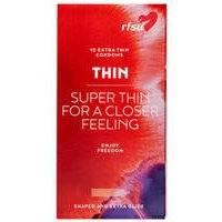 Thin Kondomit 10 kpl