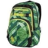 Nitro chase backpack vihreä, nitro