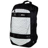 Nitro aerial backpack musta, nitro
