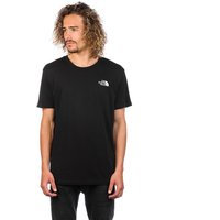 THE NORTH FACE Simple Dome T-Shirt musta