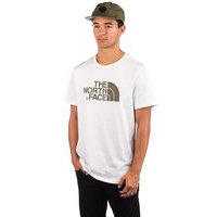 THE NORTH FACE Easy T-Shirt keltainen