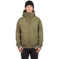 Volcom hernan jacket vihreä, volcom