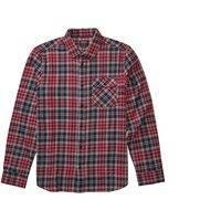 Etnies Axel Flannel Shirt punainen