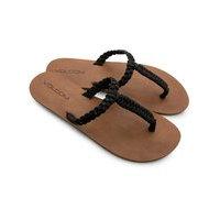 Volcom fishtail sandals musta, volcom
