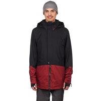 Volcom pat moore 3-in-1 jacket punainen, volcom