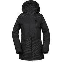 Volcom pine 2l tds jacket musta, volcom