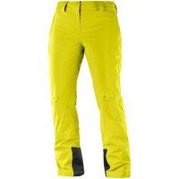 Salomon Icemania Pants Long keltainen