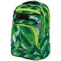 Nitro superhero backpack vihreä, nitro