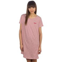 Roxy love sun stripes dress punainen, roxy