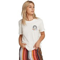 Volcom Ozzie Rainbow T-Shirt valkoinen