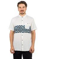 Reef coast shirt valkoinen, reef