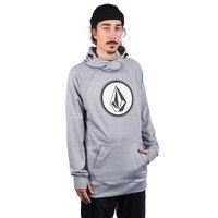 Volcom hydro riding hoodie harmaa, volcom