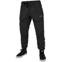 Volcom puff puff jogging pants musta, volcom