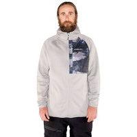 Armada sintered tech fleece pullover harmaa, armada