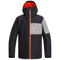 Quiksilver Mission Plus Jacket sininen