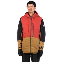Quiksilver Travis Rice Stretch Jacket punainen