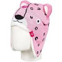 Roxy leopard teenie beanie pinkki, roxy