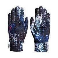 Roxy hydrosmart liner gloves sininen, roxy