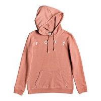 Roxy eternally yours hoodie pinkki, roxy
