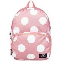 Roxy always core backpack pinkki, roxy