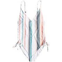 Roxy Beach Classics Fashion Swimsuit valkoinen