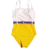 Roxy Pop Surf Fashion Swimsuit harmaa