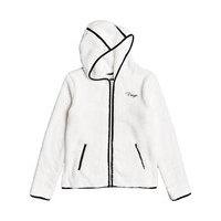 Roxy dreamer day zip hoodie valkoinen, roxy