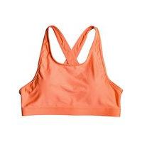 Roxy lets dance bra 2 tech top oranssi, roxy