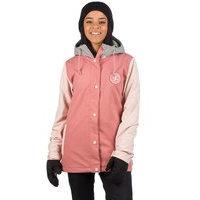 DC DCLA Jacket pinkki