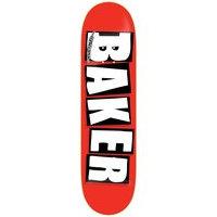 Baker brand logo deck 8.25 skateboard deck kuviotu, baker
