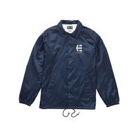 Etnies Ply Coaches Jacket musta