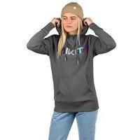 Nikita reykjavik premium hoodie harmaa, nikita