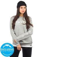 Nikita Mica Crew Sweater harmaa
