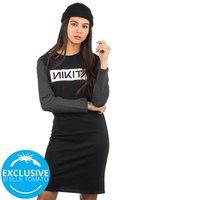 Nikita Morris Dress musta