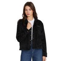 Volcom snap attack jacket musta, volcom