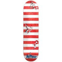 Almost x dr seuss youness 8.125 skateboard deck kuviotu, almost