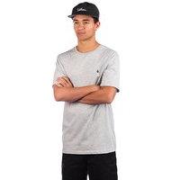 Volcom Stone Blanks Basic T-Shirt harmaa