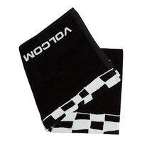 Volcom towel musta, volcom