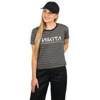 Nikita scatter t-shirt sininen, nikita