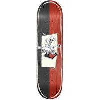 Baker figgy sharkocycle 8.5 skateboard deck kuviotu, baker