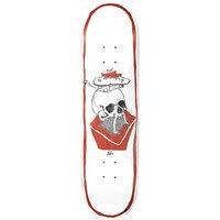 Baker r hawk planking 8.125 skateboard deck kuviotu, baker