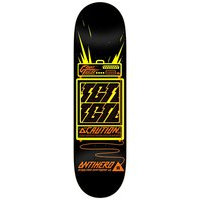 Antihero taylor high-voltage 9.0 skateboard deck kuviotu, antihero