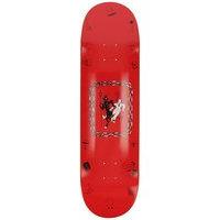 Baker hawk superstitions 8.3875 skateboard deck punainen, baker
