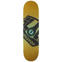 Alien workshop og burst 8.5 skateboard deck kuviotu, alien workshop