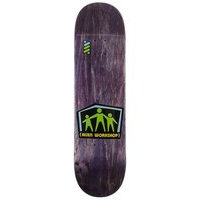 Alien workshop shelter 8.375 skateboard deck kuviotu, alien workshop