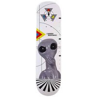 Alien workshop montano pro debut 8.25 skateboard deck kuviotu, alien workshop